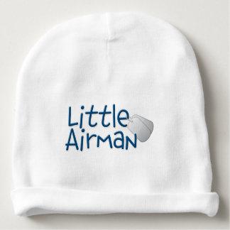 Pequeño aviador gorrito para bebe