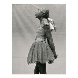 Pequeño bailarín envejecido 14 postales