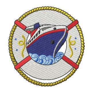 Pequeño barco de cruceros