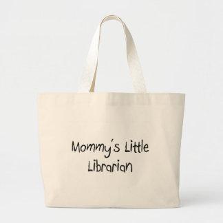 Pequeño bibliotecario de Mommys Bolsas