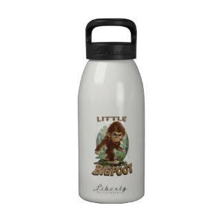 Pequeño Bigfoot Botella De Beber