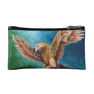 Pequeño bolso cosmético de Luner, diseño del arte