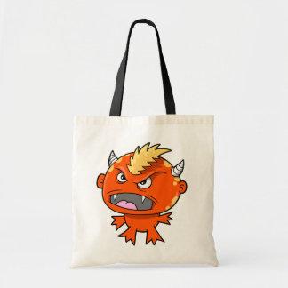 Pequeño bolso de la bestia del monstruo del diablo bolsas