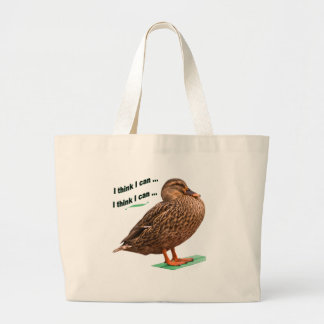 Pequeño bolso orgulloso del pato silvestre bolsas de mano