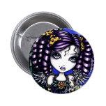 Pequeño botón angelical lindo de Jenny Pin
