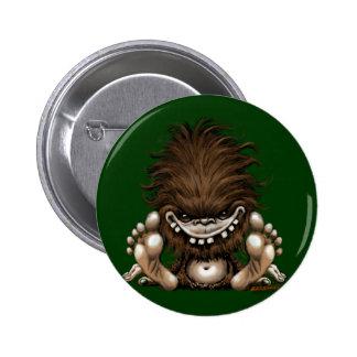 Pequeño botón de BIGFOOT Pin