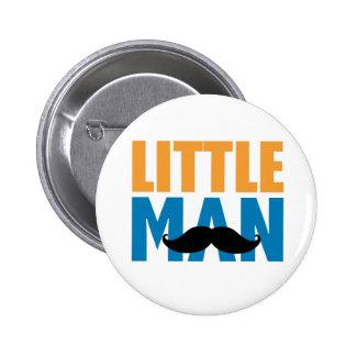 Pequeño botón del hombre