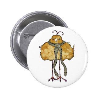 Pequeño botón del pájaro pins