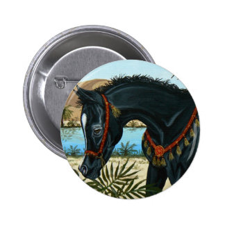 Pequeño botón del potro del caballo de príncipe Ar