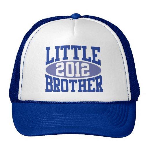 PEQUEÑO BROTHER 2012 (azul) Gorras