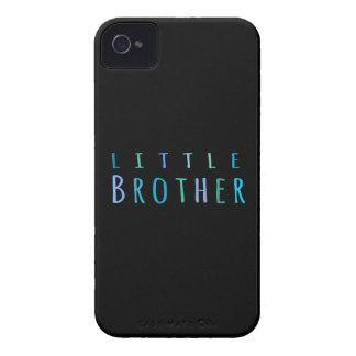 Pequeño Brother en azul Case-Mate iPhone 4 Coberturas