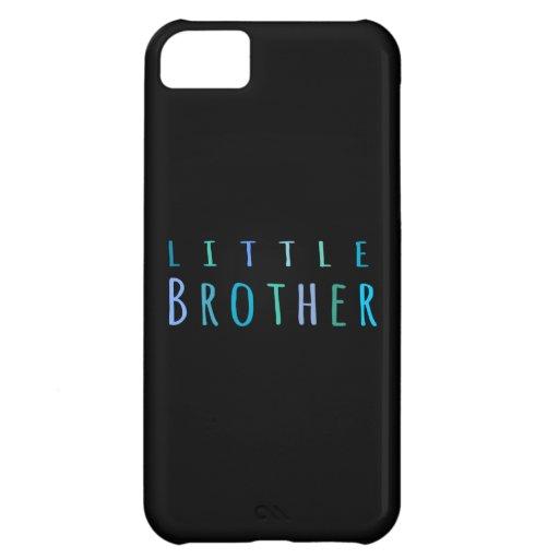 Pequeño Brother en azul Funda Para iPhone 5C
