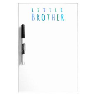 Pequeño Brother en azul Tableros Blancos