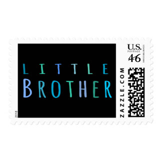 Pequeño Brother en azul