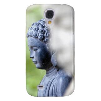 Pequeño Buda azul Funda Para Galaxy S4