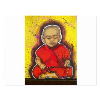 Pequeño Buda Tarjetas Postales