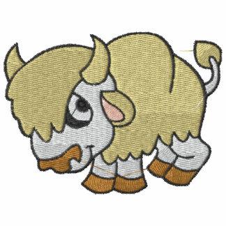 Pequeño búfalo lindo