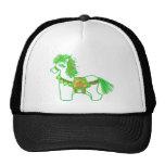 Pequeño caballo gorra