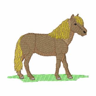 Pequeño caballo miniatura