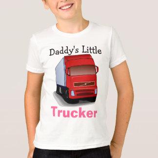 Pequeño camionero playera