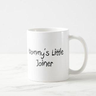 Pequeño carpintero de Mommys Tazas De Café