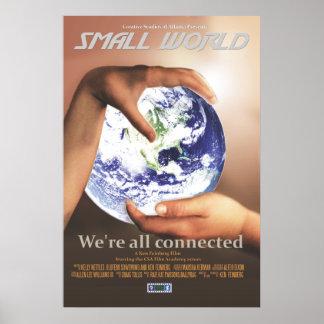 Pequeño cartel de película del mundo 27X40 de CSA Posters