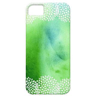 Pequeño caso del iPhone 5/5s de los flores de la iPhone 5 Case-Mate Cobertura