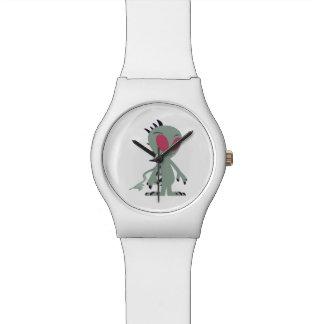 Pequeño Chupacabra lindo Relojes De Pulsera