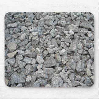 Pequeño cierre de la textura de la roca para arrib alfombrillas de ratón