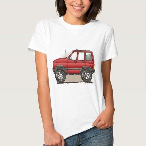 Pequeño coche de cuatro ruedas de SUV Playera