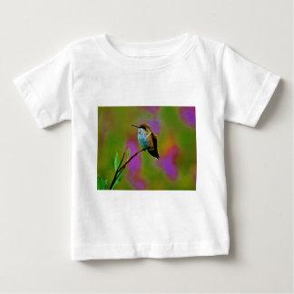 Pequeño colibrí gordo playeras