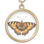 Pequeño collar de la mariposa de Vanesa de la conc