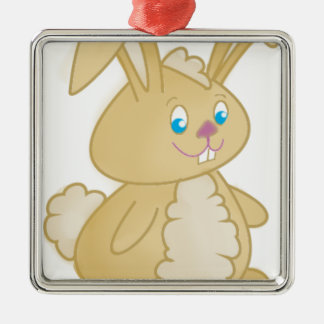 pequeño conejo beige