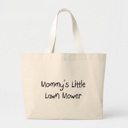 Pequeño cortacésped de Mommys Bolsas