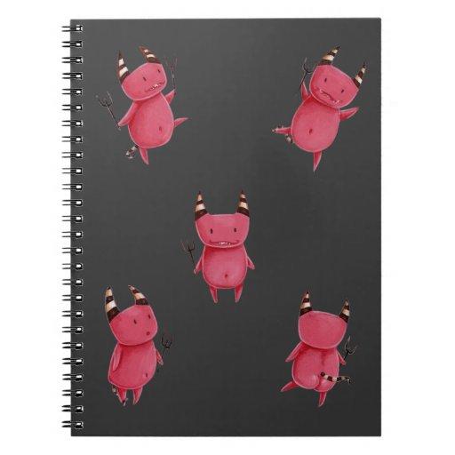 pequeño cuaderno del diablo