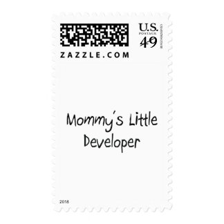 Pequeño desarrollador de Mommys Sellos