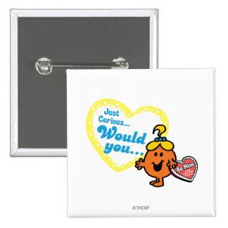 Pequeño deseo del el día de San Valentín de Srta. Pin Cuadrado