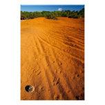 Pequeño desierto impresión fotográfica