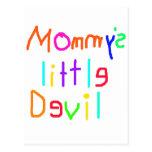 Pequeño diablo de Mommys Postal