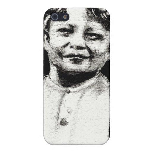 pequeño diablo iPhone 5 carcasa