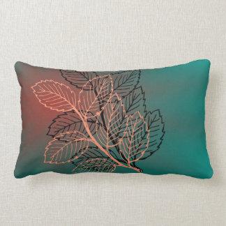 ¡Pequeño diseño de las hojas de otoño de las Cojín