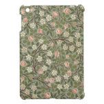 Pequeño diseño del papel pintado de la flor rosada