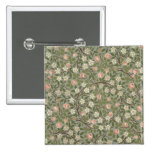 Pequeño diseño del papel pintado de la flor rosada pins