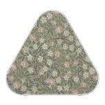 Pequeño diseño del papel pintado de la flor rosada altavoz