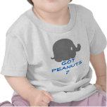 Pequeño elefante camisetas