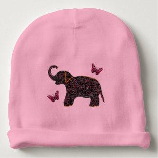 Pequeño elefante gorrito para bebe
