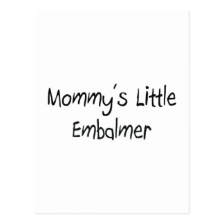Pequeño Embalmer de Mommys Postal
