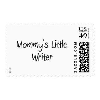 Pequeño escritor de Mommys Franqueo
