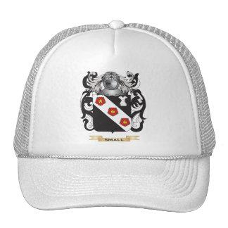Pequeño escudo de armas (escudo de la familia) gorros