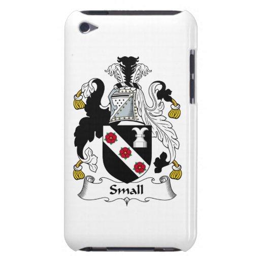 Pequeño escudo de la familia iPod touch Case-Mate fundas